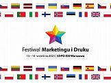 Liczni zwiedzający z zagranicy podczas targów Festiwal Marketingu i Druku