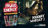 Nowe Frugo Energy z kampanią Dooobry Wariat