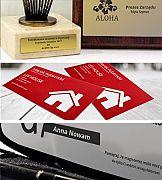 Colop: Laminaty 0,5 mm do produkcji tabliczek do trofeów czy wizytówek