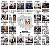 Solidarni 2020. Prześlij trochę wsparcia: akcja Booksy, Gazety Wyborczej i Wysokich Obcasów