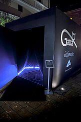 Gatta i jej intymna instalacja w wykonaniu Jadwigi Husarskiej-Sobiny