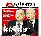 """""""Gazeta Przedwyborcza"""" w milionowym nakładzie"""