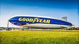 Sterowiec Goodyear Blimp wraca do europejskiego motorsportu