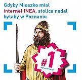 """""""Gdyby Kazimierz Wielki znał internet…"""" – kampania nowej oferty Inea"""