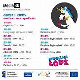 """Media4u rekrutuje z """"Mobilną Łodzią"""""""