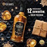 """""""12 świątecznych powodów, by świat poczekał"""" – kampania marki Grant's"""