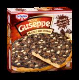 """""""Wciągnij się w czekoladowe WOW!""""- kampania pizzy Guseppe Dr. Oetkera"""