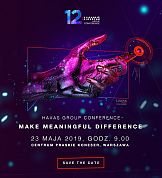 12. Havas Group Conference: Make a meaningful difference