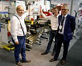 Sukces firm Lesko Engineering i Rietstack na targach Labelexpo Europe 2019