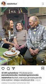 #Seniorchallenge – celebryci pokazują wzruszające chwile z dziadkami