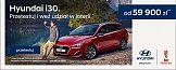 Hyundai promuje rodzinę modeli i30, w tym sportowego Hyundaia i30 N