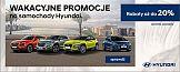 "Hyundai z kampanią ""Wakacyjne Promocje Hyundai"""