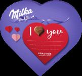 Milka personalizuje walentynkowe praliny
