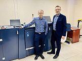 Z arkusza na rolę – drukowanie etykiet z Konica Minolta w Cyfrowo.com.pl