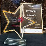 Mcdonald's z nagrodą Employer Branding Star