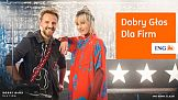 Portfolio: Gong z muzyczną kampanią dla ING Banku Śląskiego