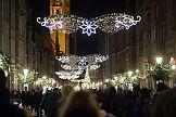 Miejskie iluminacje błyszczą w mediach - raport Press Service