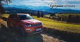 Shake Hands wspiera nowego Jeepa Compassa akcją Compassnapolske