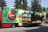 Premiera interaktywnej ciężarówki ze słodyczami Wawel