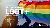 """""""Jak pisać o osobach LGBT+. Poradnik dla mediów"""" od Gazeta.pl"""