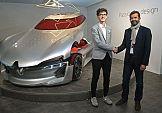 Jakub Fochtman zwycięzcą konkursu Renault