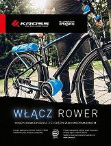 Kampania wspierająca launch rowerów Kross Trans Hybrid