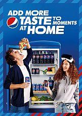 Kampania Pepsi przygotowana przez Agencję K2