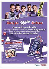 """""""Skocz po Milka do Tesco"""" - konkurs konsumencki"""