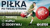 Portfolio: Eskadra z piłkarską promocją dla Lotos Paliwa sp. z o.o.