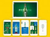 Portfolio: Lech z nowym serwisem internetowym od Cut the Mustard