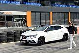 Lidia Popiel wybrała Renault Megane R.S.