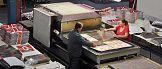 Na tej drukarce wielkoformatowej Mutoh powstają… maty podłogowe