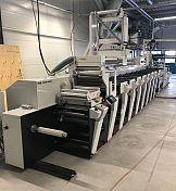 Mazowieckie Zakłady Graficzne inwestują w  maszynę firmy Mark Andy – Performance Series P7E