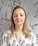 Marta Maksymowicz w agencji San Markos