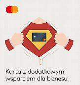 Mastercard wspiera MŚP oferując dodatkowe korzyści użytkownikom kart firmowych