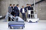 Roboty mobilne na pokładzie Omega Communication