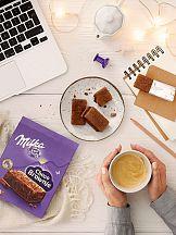 Mondelez ruszył z kampanią ciastek Milka Choco Brownie