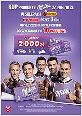 """Kampania """"Milka. Sercem z Naszymi"""" i konkurs konsumencki w Biedronce"""