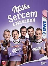 Milka: fioletowa Strefa Kibica po raz kolejny na stoku w Stroniu Śląskim