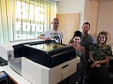 Mutoh Valuejet 626 UF w Big Foto