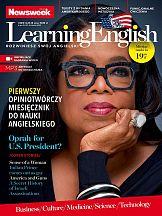 Nowy miesięcznik na rynku prasowym - Newsweek Learning English