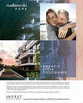 Twój dom nad morzem - kampania reklamowa Invest Komfort