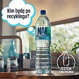 Nałęczowianka rusza z kampanią popularyzującą recykling