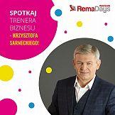 Rema Congress – prelekcje z Krzysztofem Sarneckim