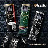 Peppermint powered by Quad wspiera aktywację marki Grant's