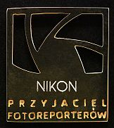 Nikon wyróżniony przez polskie Stowarzyszenie Fotoreporterów