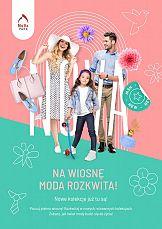 """Nova Park rusza z kampanią """"Na wiosnę moda rozkwita"""""""
