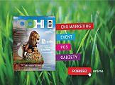 Eko marketing w kwietniowym wydaniu OOH magazine