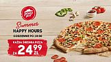 Pizza Hut promuje Summer Happy Hours