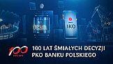 100 lat śmiałych decyzji PKO Banku Polskiego – spot otwierający jubileusz